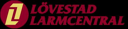 Lövestad Larmcentral AB Logotyp