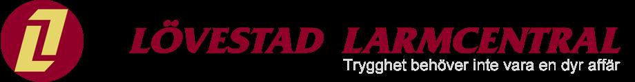 Lövestad Larmcentral AB Logo